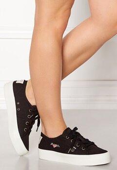 Odd Molly Pedestrian Sneaker Almost Black Bubbleroom.dk