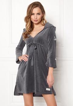 Odd Molly Recce Dress Asphalt Bubbleroom.dk