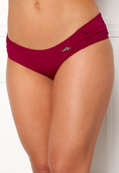 Odd Molly Seashore Bikini Bottom Deep Red Bubbleroom.dk