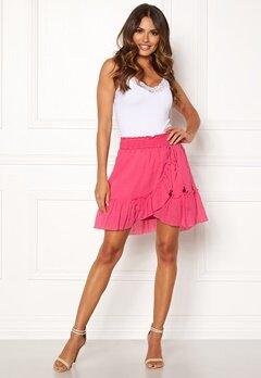 Odd Molly Superflow Skirt Blush Pink Bubbleroom.dk