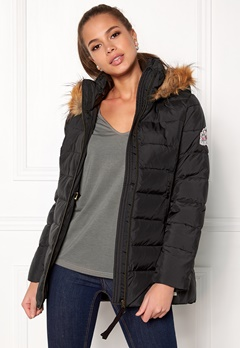 Odd Molly Winterland Jacket Almost Black Bubbleroom.dk