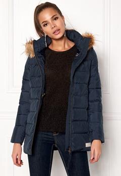 Odd Molly Winterland Jacket Dark Blue Bubbleroom.dk