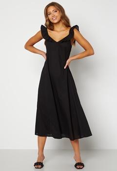 ONLY Allie Life Strap Dress Black Bubbleroom.dk