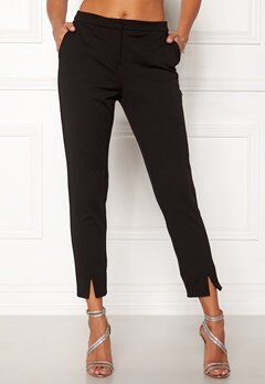 ONLY Carolina Cigarette Pants Black Bubbleroom.dk