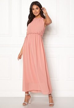 ONLY Ceremony Long Dress Rose Dawn Bubbleroom.dk