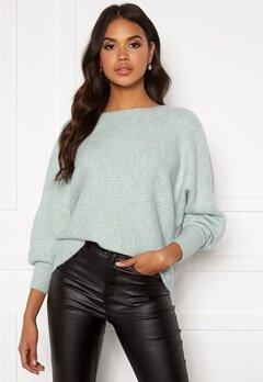 ONLY Daniella L/S Pullover Ether Bubbleroom.dk