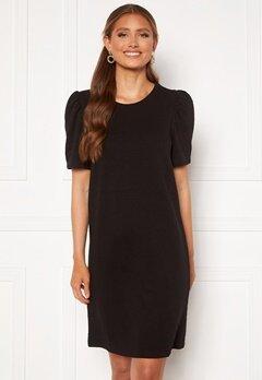 ONLY Dianna S/S O-Neck Dress Black<br>  Bubbleroom.dk