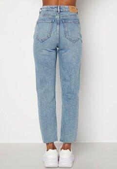 ONLY Emily Life HW Jeans Light Medium Blue De Bubbleroom.dk