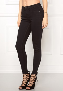 ONLY Kendell Ankle Jeans Noos Black Bubbleroom.dk