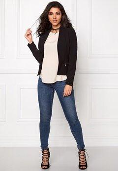 ONLY Madeline Blazer Jacket Black Bubbleroom.dk