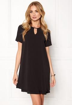 ONLY Mariana Myrina S/S Dress Black Bubbleroom.dk