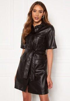 ONLY Maylee-Mada Faux Dress Black Bubbleroom.dk