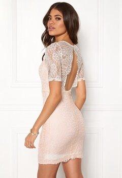 ONLY Penelope 2/4 Dress Petal Pink Bubbleroom.dk