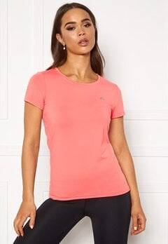 ONLY PLAY Clarissa SS Training Tee Strawberry Pink Bubbleroom.dk