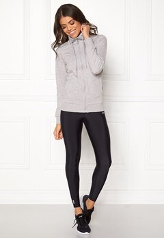 ONLY PLAY Lina High Neck Sweat Light Grey Melange Bubbleroom.dk