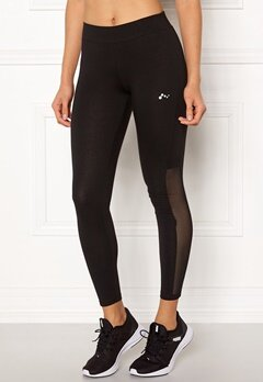 ONLY PLAY Mathilda Jersey Leggings Black Bubbleroom.dk
