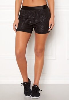 ONLY PLAY Pepper Training Shorts Black Bubbleroom.dk