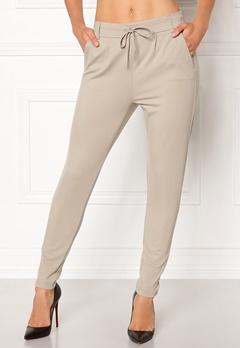 ONLY Poptrash Easy Pants Pure Cashmere Bubbleroom.dk