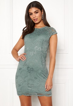 ONLY Shira Lace Dress Chinois Green Bubbleroom.dk