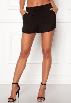 ONLY Turner Shorts Black Bubbleroom.dk