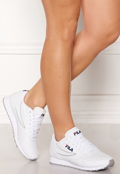 FILA Orbit Low Shoes White Bubbleroom.dk