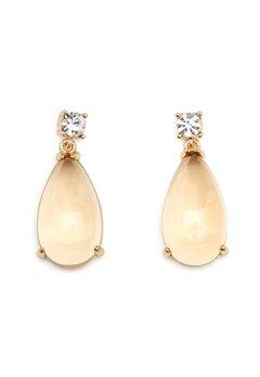 SNÖ of Sweden Oscar Small Pendant Ear Gold/Champagne Bubbleroom.dk