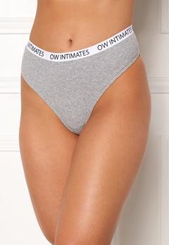 OW Intimates Chloe Bottom Grey Bubbleroom.dk