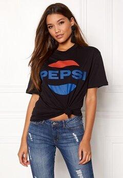 Pepsi Sweet Pepsi Tee Black Bubbleroom.dk