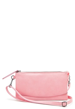 Pieces Bregan Cross Body Candy Pink Bubbleroom.dk