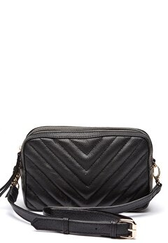 Pieces Gitana Leather Crossbody Black Bubbleroom.dk