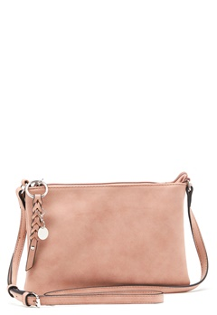 Pieces Ivara Crossbody Bag Brick Dust Bubbleroom.dk