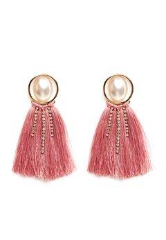 Pieces Mabelle Earrings Gold Colour Bubbleroom.dk