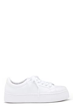 Pieces Monet Sneaker White Bubbleroom.dk