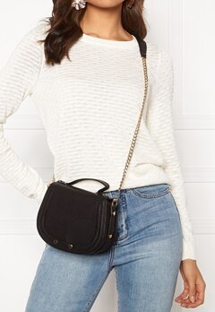 Pieces Nami Cross Body Black Bubbleroom.dk
