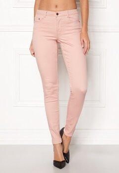 Pieces Push-Up Iotto MW Jeans Evening Sand Bubbleroom.dk