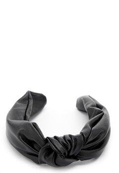 Pieces Saja Hairband Black Bubbleroom.dk