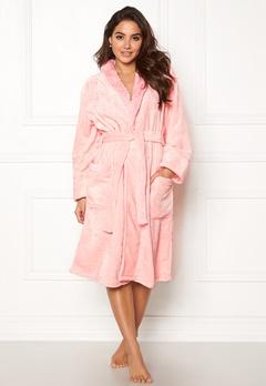 PJ. Salvage Luxe Plush Robes Blush Bubbleroom.dk