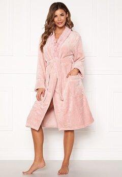 PJ. Salvage Luxe Plush Robes Rose Quartz Bubbleroom.dk