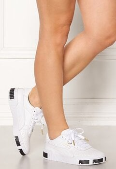 PUMA Cali Bold Sneakers 003 White Bubbleroom.dk