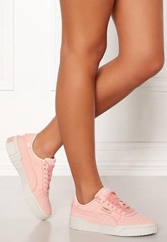 PUMA Cali Nubuck Sneakers 001 Peach Bubbleroom.dk