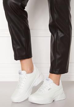 PUMA Cilia Mode Sneakers 02 White Silver Bubbleroom.dk