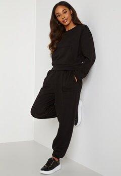 PUMA Loungewear Suit 01 Black bubbleroom.dk