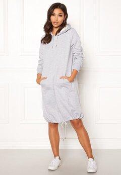 Röhnisch Comfy Dress 0006 Grey Melange Bubbleroom.dk