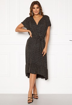 Ravn Brielle Dress Black Bubbleroom.dk