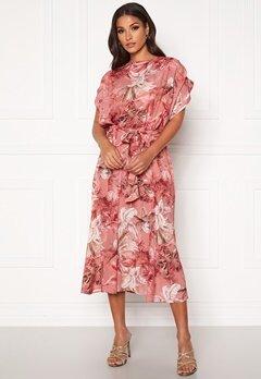 Ravn Dazz Dress Palm Print Bubbleroom.dk