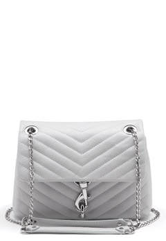 Rebecca Minkoff Edie Xbody Pebble Bag Ice Blue Bubbleroom.dk