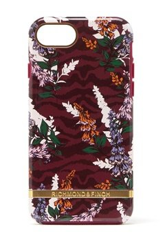 Richmond & Finch Iphone 6/7/8 Case Floral Bubbleroom.dk