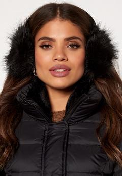 ROCKANDBLUE Earmuff Faux Fur Black Bubbleroom.dk