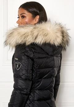 ROCKANDBLUE Faux Fur Trim Black/Artica Bubbleroom.dk