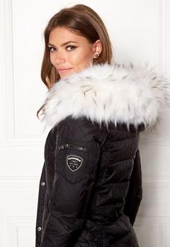 ROCKANDBLUE Faux Fur Trim Bleached Bubbleroom.dk